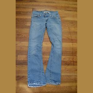 Levi's 504 Slouch Jeans 3M